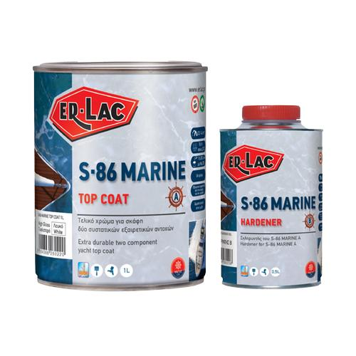 S-86 MARINE CLEAR COAT 1,5 Ltr